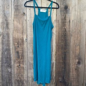 Slip Ribbed Dress